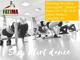 FLIRT DANCE WORKSHOP SEŇORITA